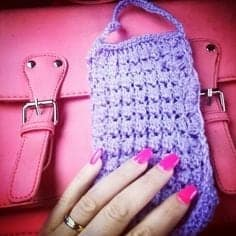 crochet bobble stitch crochet pattern