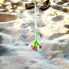 crochet pendulum beach crochet pattern