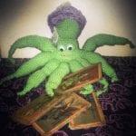 paul the psychic octopus crochet pattern