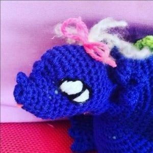 crochet dinosaur amigurumi free crochet pattern crochet