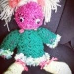 crochet doll pattern doll crochet pattern
