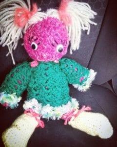 crochet doll free crochet pattern doll crochet