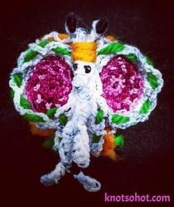 crochet butterfly pattern butterfly amigurumi crochet pattern