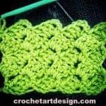 tulip crochet stitch crochet tulip crochet stitch