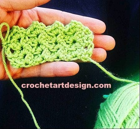 sprig stitch crochet stitch crochet sprig stitch