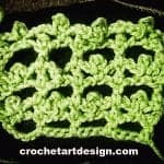 picot lattice crochet stitch crochet picot lattice stitch