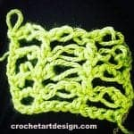 how to crochet solomons grid crochet solomons grid