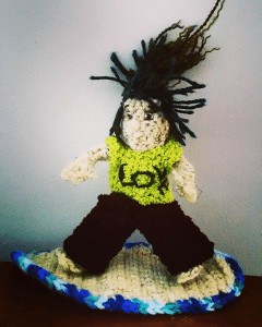 crochet surfer