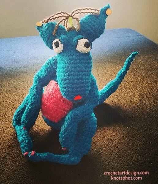 crochet kangaroo free crochet kangaroo amigurumi crochet pattern