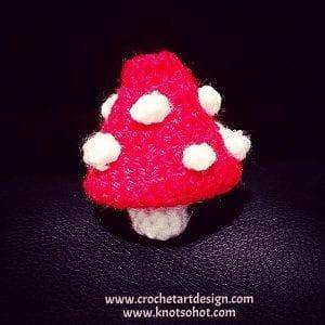 crochet mushroom crochet pattern mushroom crochet pattern