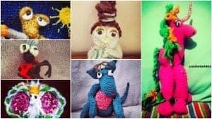 crochet amigurumi pattern top ten pattterns