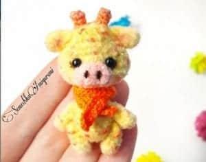 crochet giraffe amigurumi pattern giraffe crochet amigurumi pattern