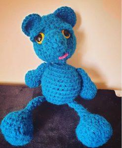 crochet amigurumi bear pattern free bear crochet pattern